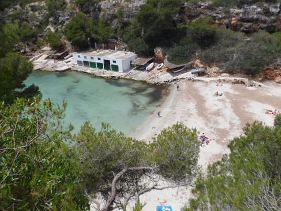 OLA Hotel Maioris : Cala Pi.  Beach about 12 miles away