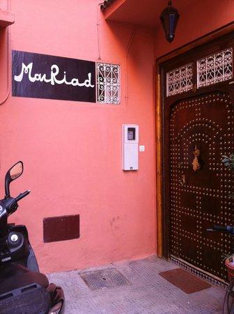MonRiad : ingresso