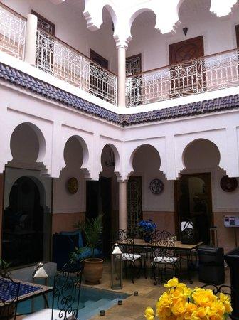 MonRiad : chiostro
