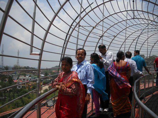 Don Bosco Centre for Indigenous Cultures : the sky walk