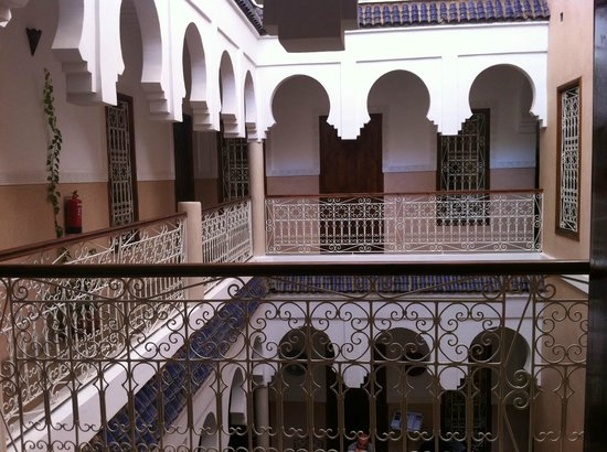 MonRiad: cortile interno primo piano