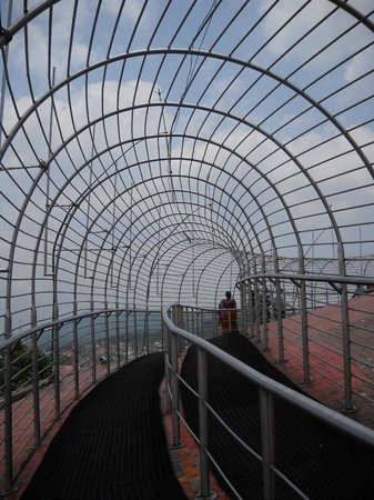 Don Bosco Centre for Indigenous Cultures : skywalk