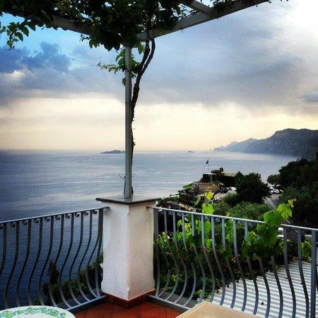 Al Barilotto Del Nonno: View from the balcony