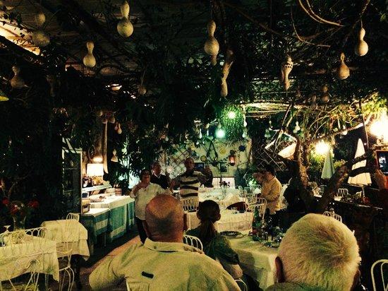 Al Barilotto Del Nonno: dinner at restaurant Barilotto