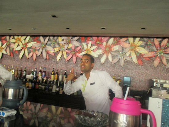 Barcelo Bavaro Beach - Adults Only: Carlos at the Lobby Bar