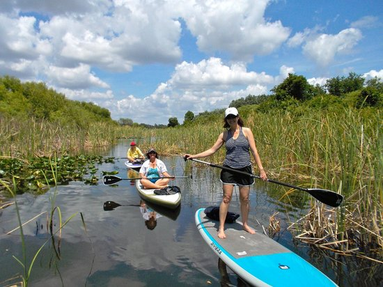 Paddleboard Winter Haven: Discover the Secret Spots on The Chain of Lakes