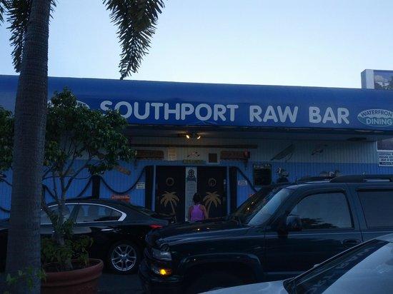 Southport Raw Bar: nice spot