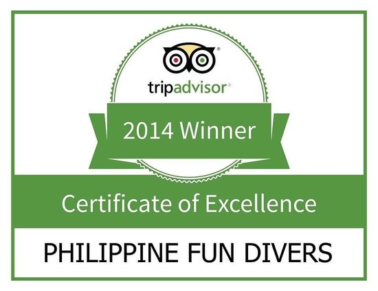 Philippine Fun Divers, Inc.: Thank you also to all our staffs who made this happened. You did a great job and you rock, Holge