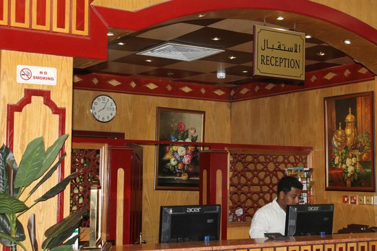 Sadaf Hotel: the rude receptionist who never cared about the guests.