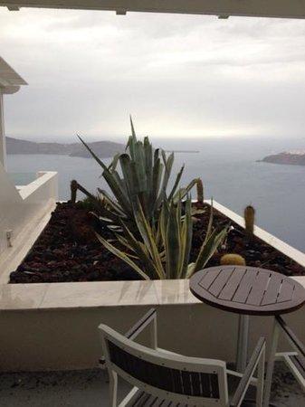 Andromeda Villas: View from hotel room