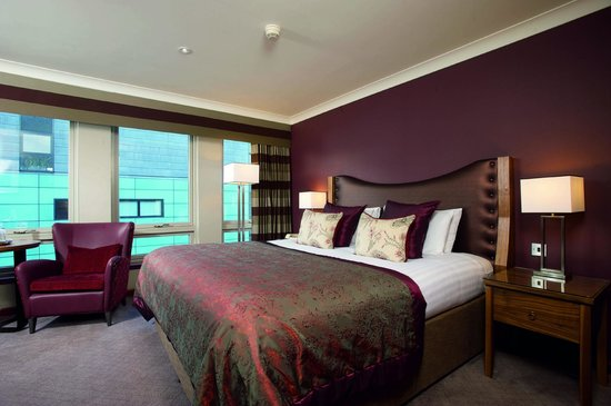 Macdonald Holyrood Hotel : Executive bedroom