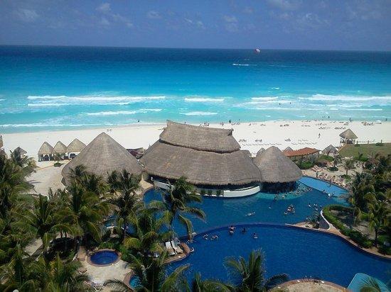 Fiesta Americana Condesa Cancun All Inclusive: Foto desde la habitación