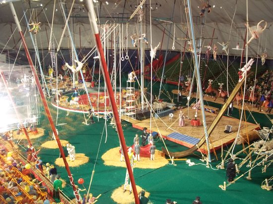 The Ringling: Miniature Circus