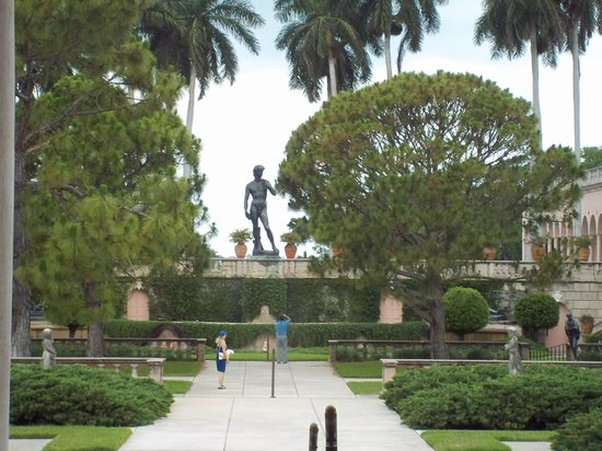 The Ringling: Art Museum & Statue of David