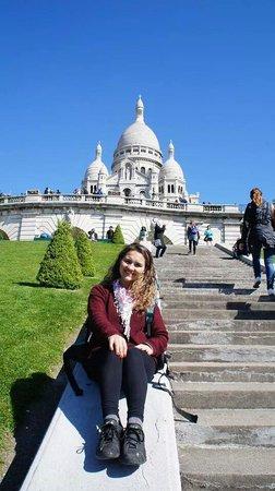 Basilique du Sacré-Cœur de Montmartre : lindíssimo