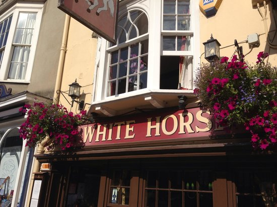 The White Horse: In the heart of Oxford