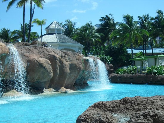 Comfort Suites Paradise Island : Favorite pool at Atlantis