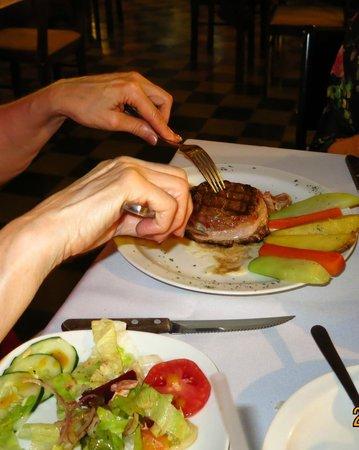 La Claraboya Restaurante: Res