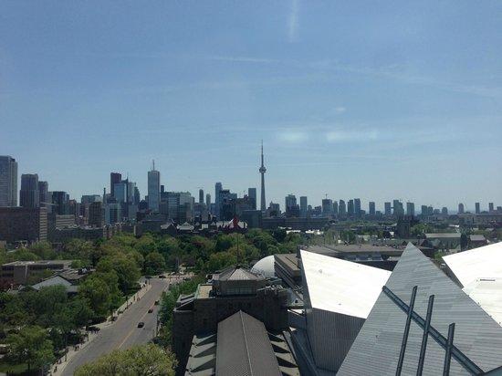 Park Hyatt Toronto: View