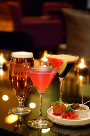 Macdonald Holyrood Hotel: Cocktails