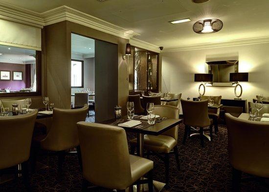 Macdonald Holyrood Hotel: Rocca@Holyrood restaurant