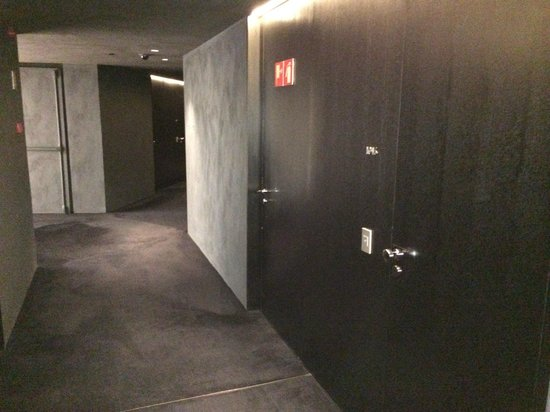 Hotel Puerta América: Lobby
