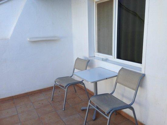 Apartments Parque Tropical : Terrace