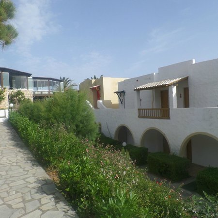 Aldemar Cretan Village : Garden view