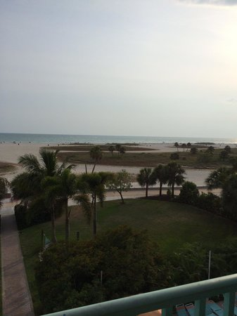 South Beach Condo/Hotel : View_from_Room_405_