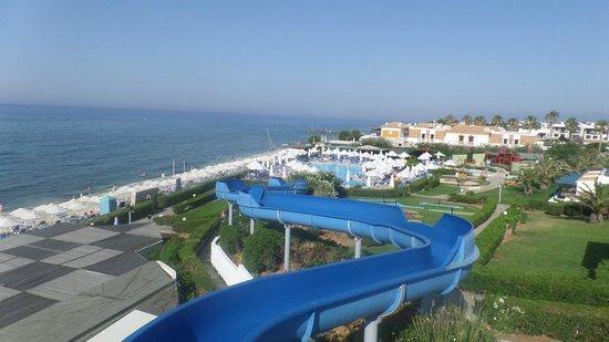 Aldemar Cretan Village : 75m. slide...