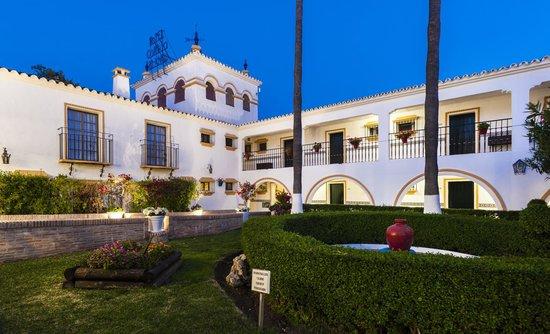 Globales Cortijo Blanco: Interior hotel