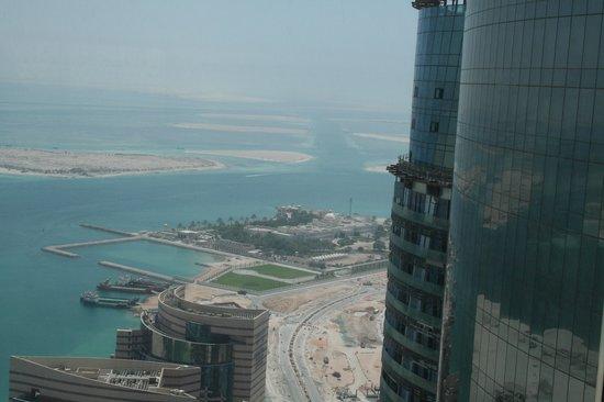 Jumeirah at Etihad Towers: view