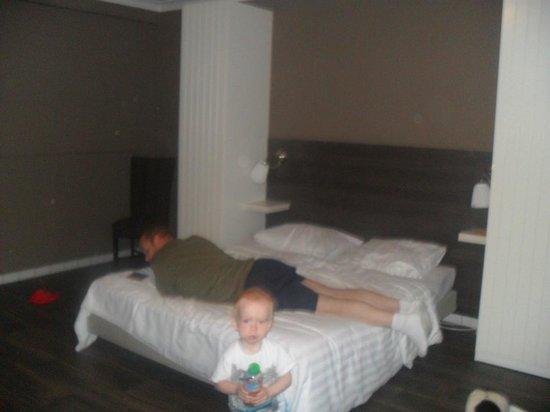 Hotel Serge: Chambre