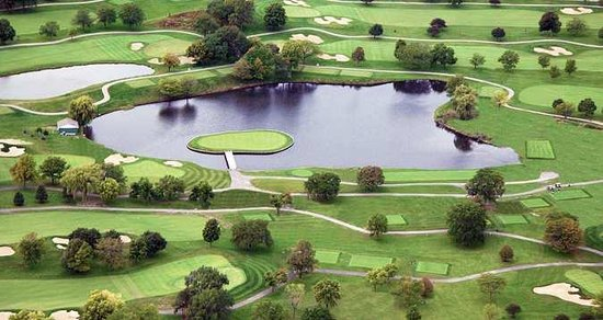 Hilton Chicago/Indian Lakes Resort: Golf - see the WOW pictures on their website