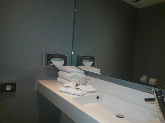Mercure Lille Centre Grand Place : Salle de bain