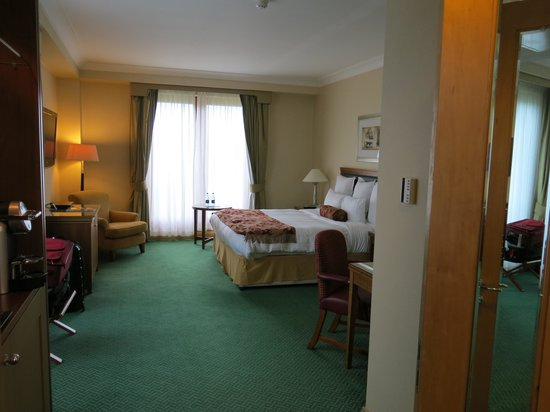 Druids Glen Hotel & Golf Resort : suite lounge