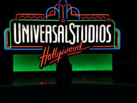 Universal CityWalk Hollywood: Salida de Universal Studios LA