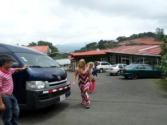 Syltravel Day Tours: tours in puntarenas costa rica