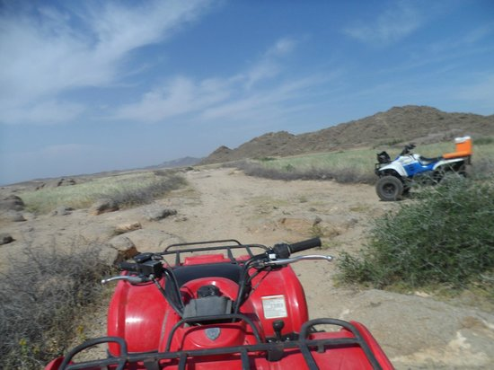 Marrakech Quad Biking : quad