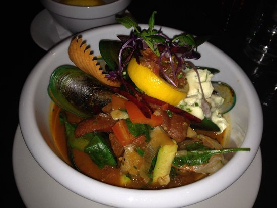 The Rocks Cafe: The Sicilian Fish Bowl