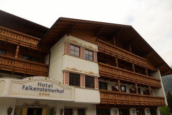 Falkensteiner Hotel & Spa Falkensteinerhof: Arrivo