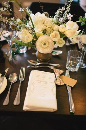 The Victoria Inn: Place Setting