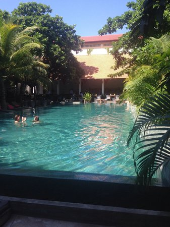 The Plantation - urban resort & spa: Pool