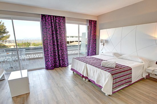 Mar Hotels Playa de Muro Suites: Junior Suite at Aparthotel Playa de Muro Suites