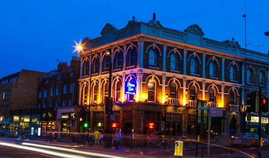 The Blues Kitchen Camden: Street View