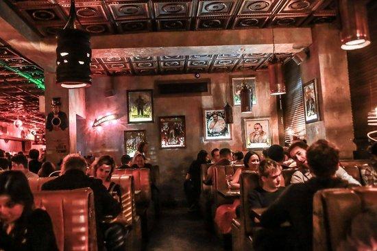 The Blues Kitchen Camden: Restaurant