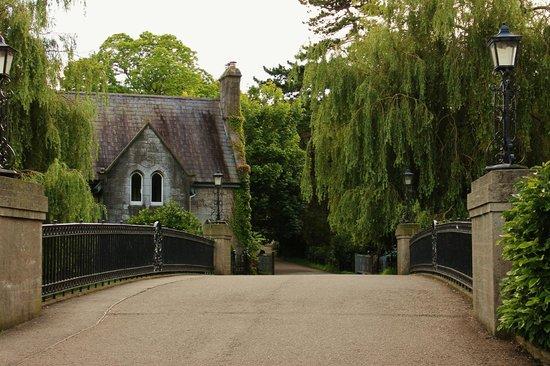 University College Cork (UCC) : Bridge Near Main Gate (Taken in 2012)