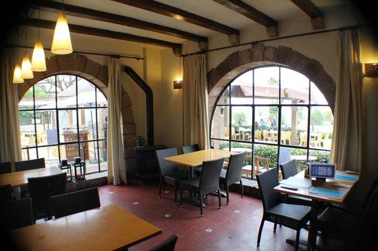 La Barra Del Bar Picture Of Restaurante Terraza Torreon