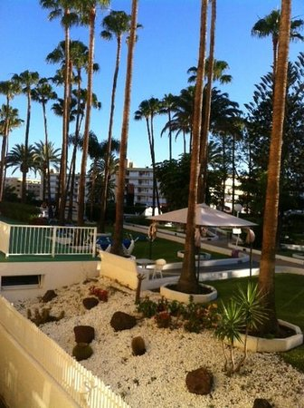 Playa del Sol -  Adults Only : View from our balcony
