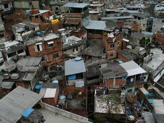 Favela Santa Marta Tour : Santa Marta
